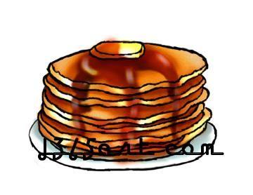 360x278 Inspirational Pancakes Clip