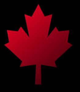 261x299 Maple Leaf Clip Art