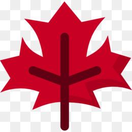 260x260 Maple Leaf Canada Clip Art