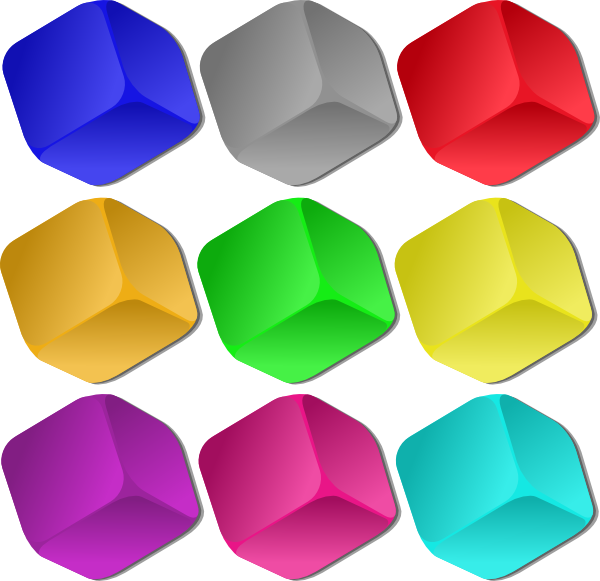600x581 Game Marbles Cubes Clip Art Clipart Panda