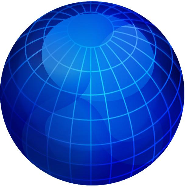 608x615 Blue Marble Globe Free Images