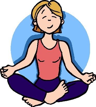 370x415 Yoga Clip Art