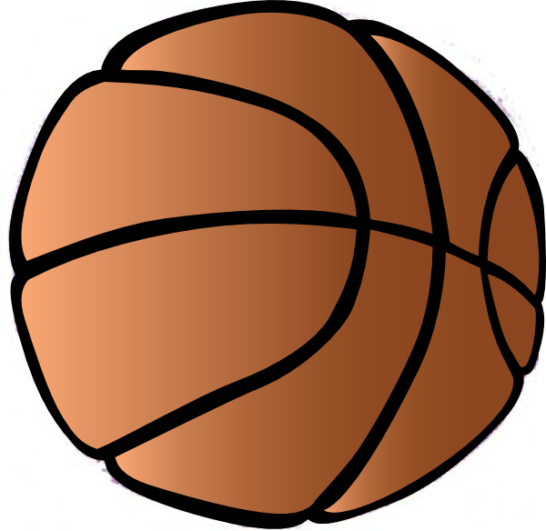 600x584 March Madness Basketball Hoop Clipart