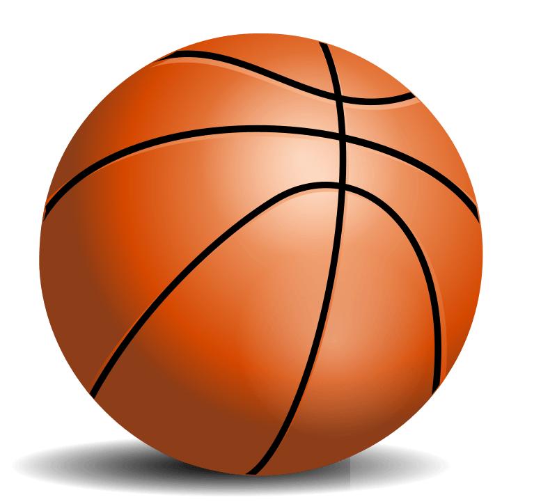 800x724 Cool Basketball Cliparts