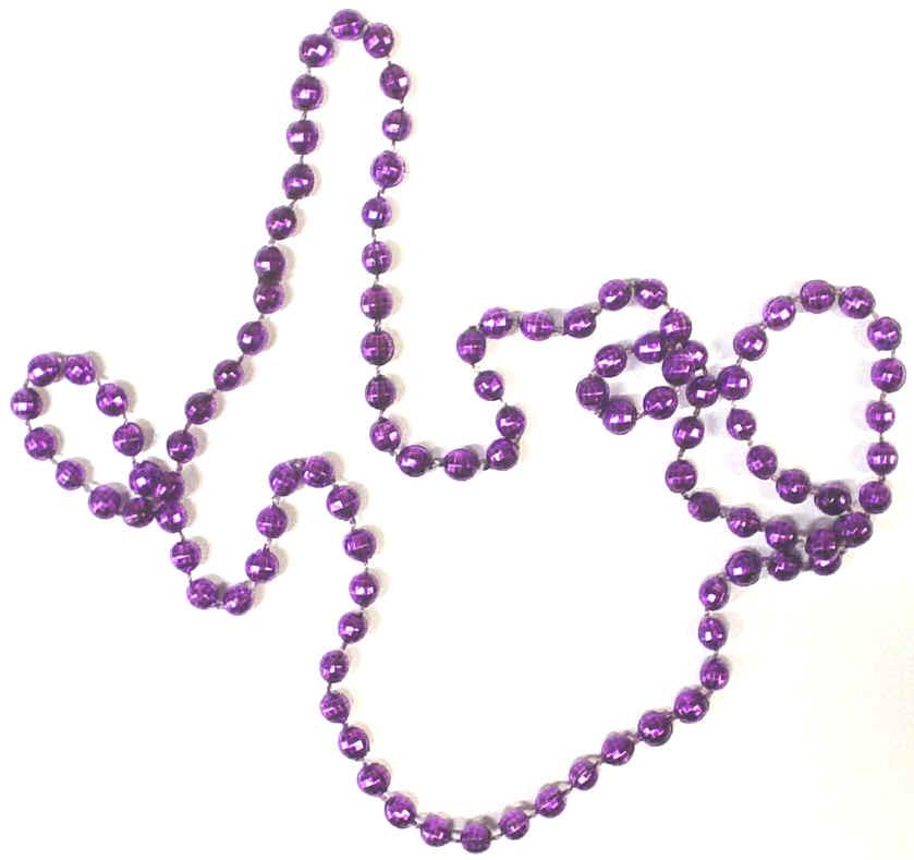 839x789 52 Mardi Gras Bead Necklaces, Mardi Gras Bead Necklaces
