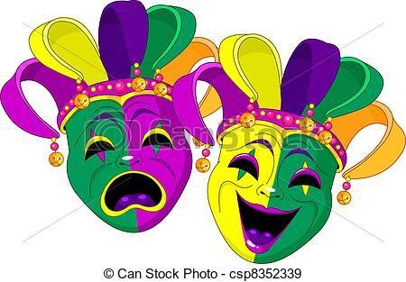 450x313 28 Best Mardi Gras Clipart Images On Mardi Gras, Clip