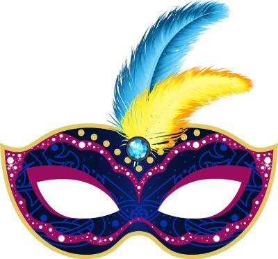 Mardi Gras Parade Clipart