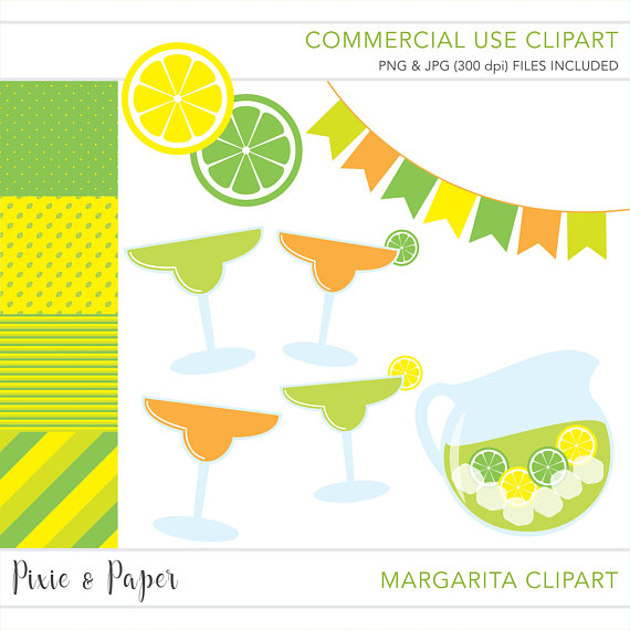 570x570 Commercial Use Clipart, Commercial Use Clip Art, Margarita Clipart