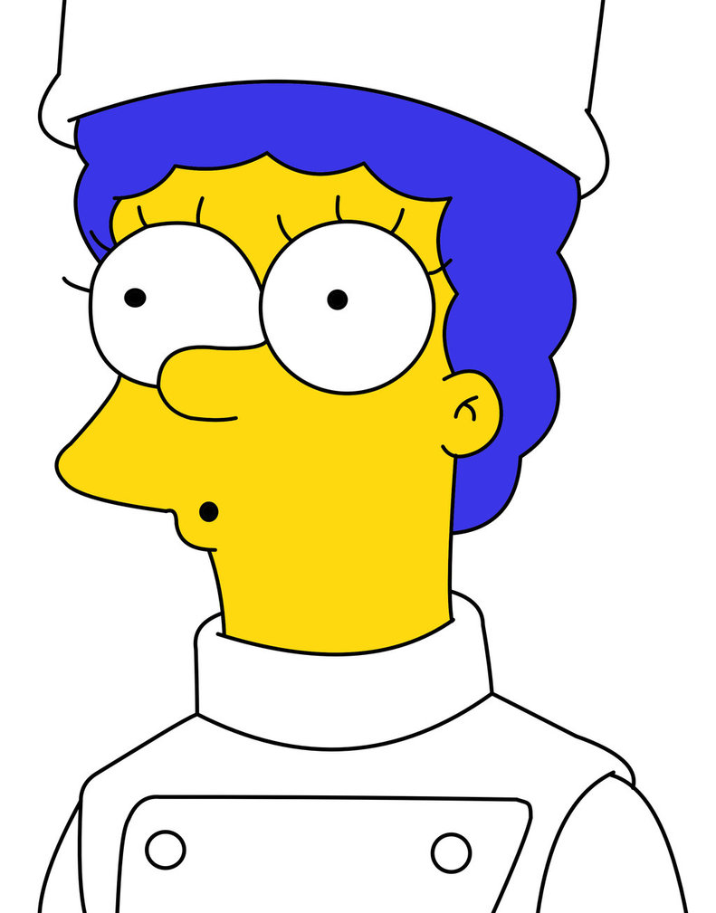 791x1009 Marge Simpson (The Simpsons) 5 By Frasier And Niles