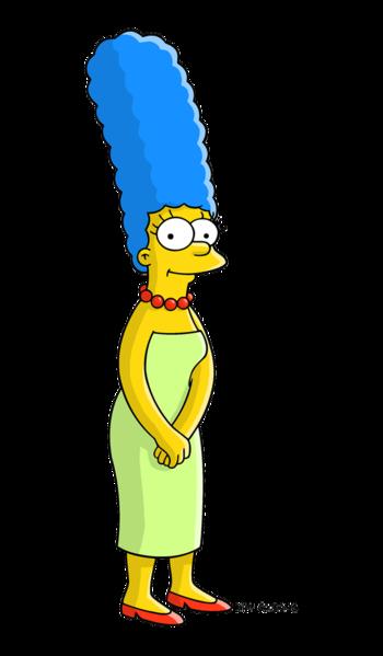 350x599 Marge Simpson Simpsons Wiki Fandom Powered By Wikia