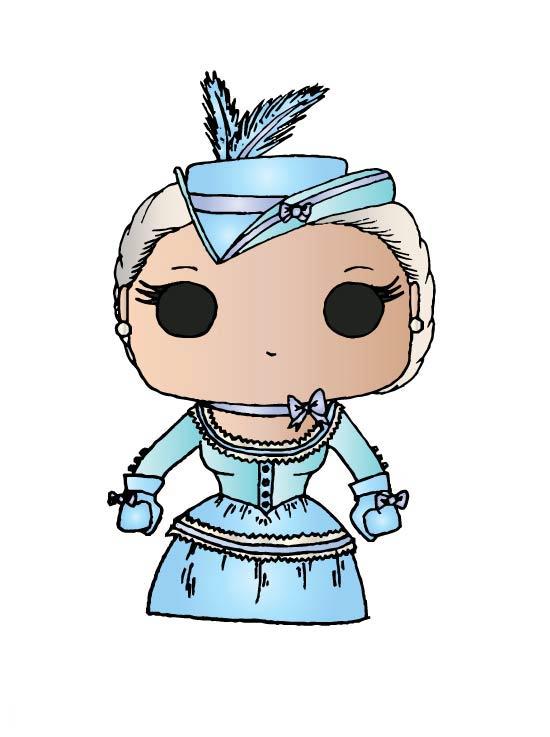 550x737 Marie Antoinette By Emthehistorygirl