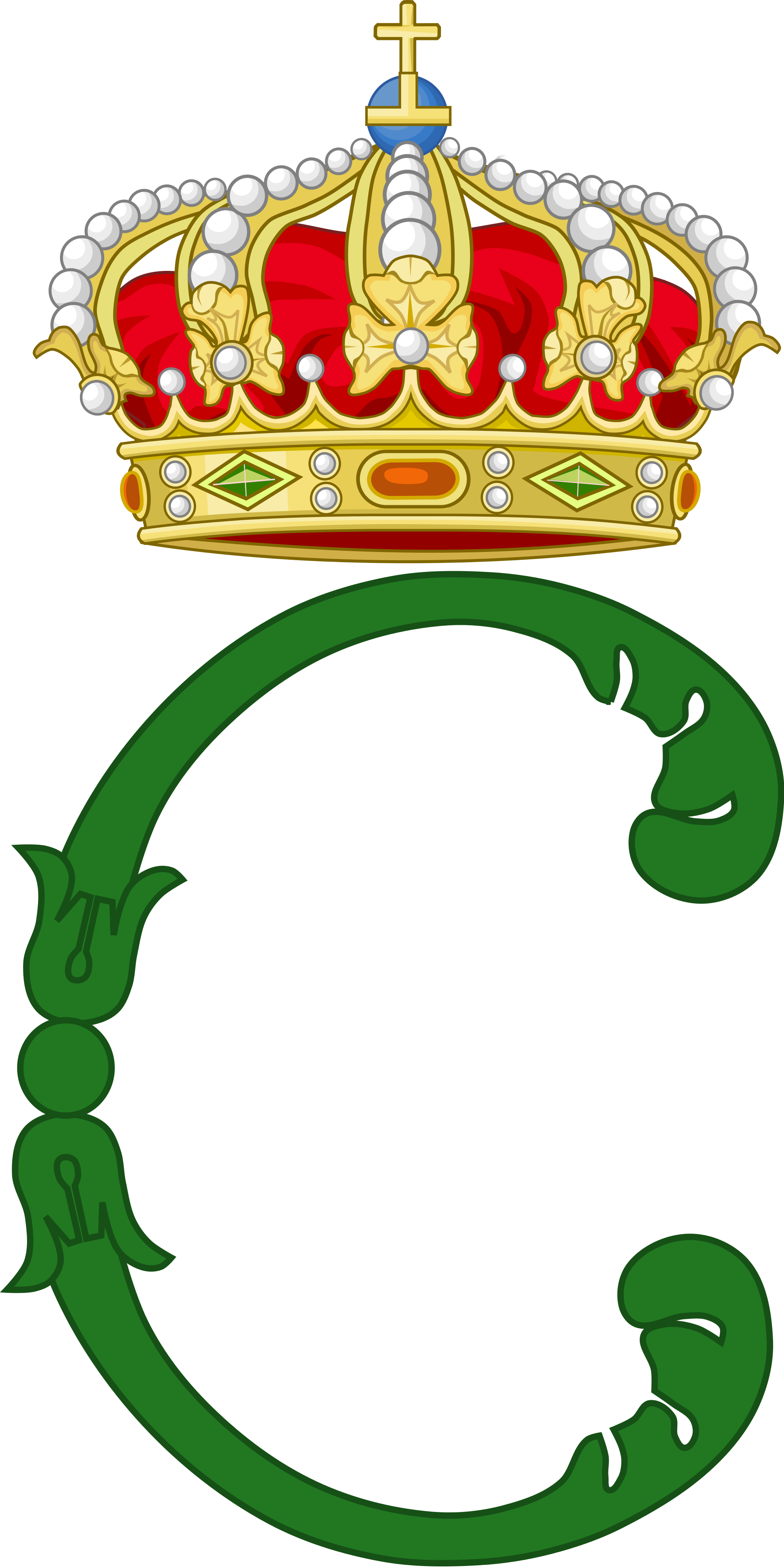 2000x4000 Charlotte Frederica Of Prussia, Duchess Of Saxe Meiningen Clip