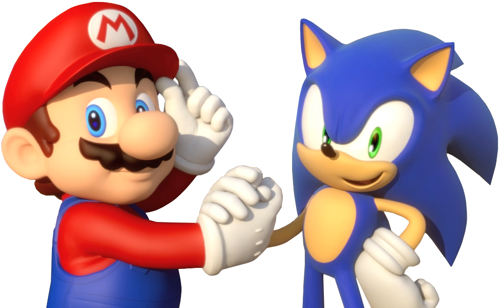 1020x630 Mario And Sonic (London 2012) By Banjo2015