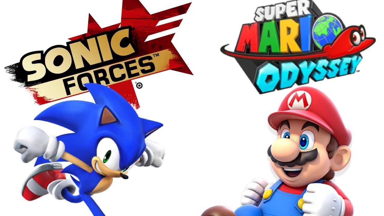 1280x720 Sonic Forces Vs. Super Mario Odyssey In A Nutshell