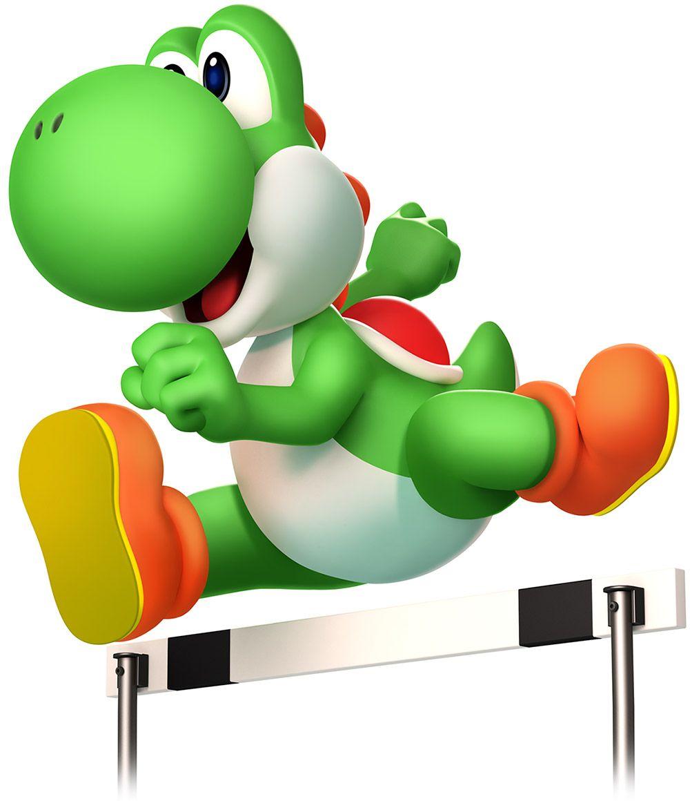 1000x1160 Yoshi, 100m Hurdles
