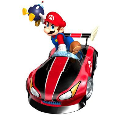 400x377 Free Mario Kart Wii Clip Art To Print Up For Invitations