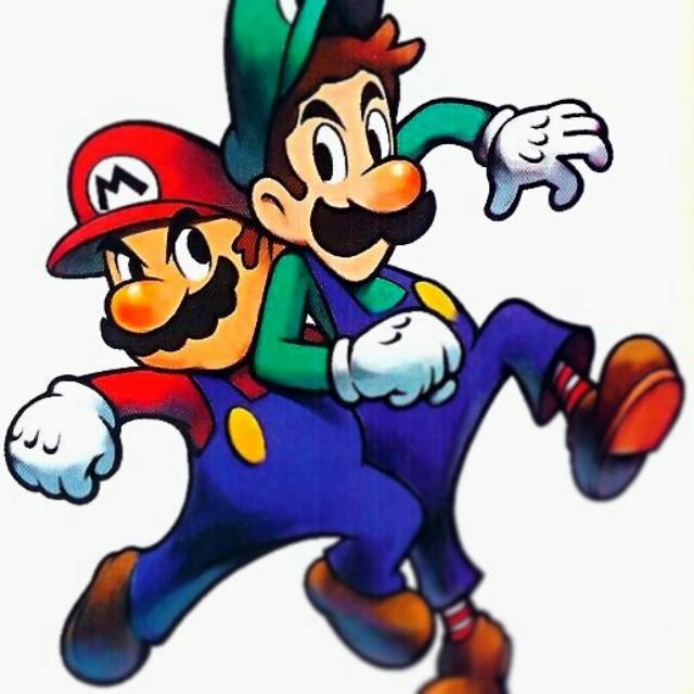 640x640 Mario Bros Clip Art