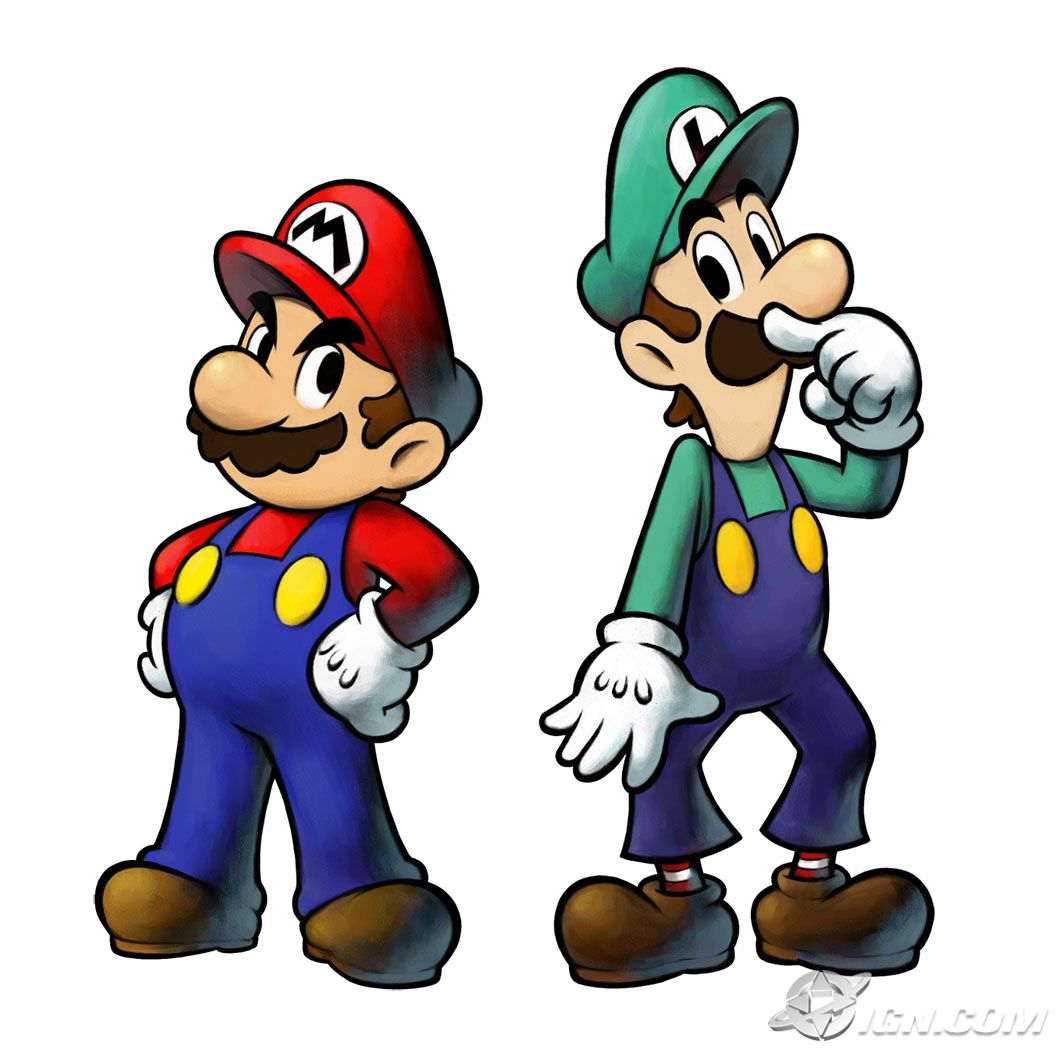 mario brothers clipart at getdrawings com free for personal use