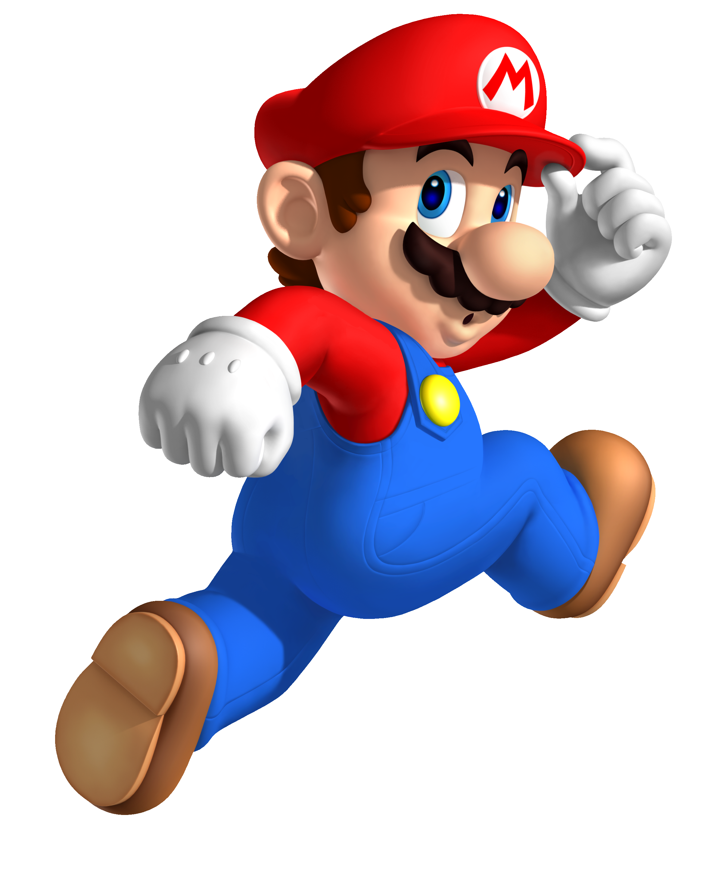Mario Characters Clipart At Free For Personal Use Luigi Circuit Super Wiki The Encyclopedia 2345x2902 Vector