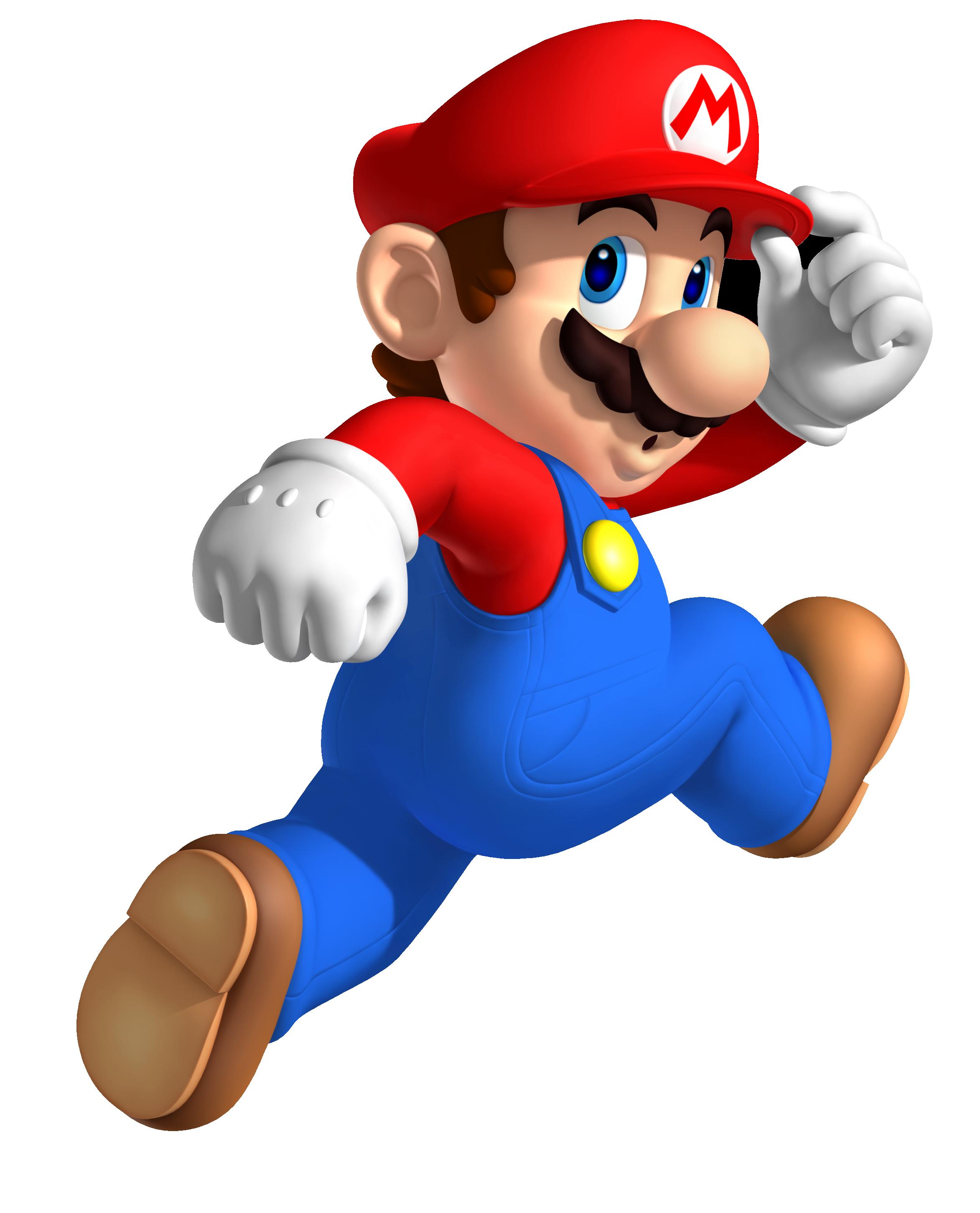 2345x2902 Mario Vector