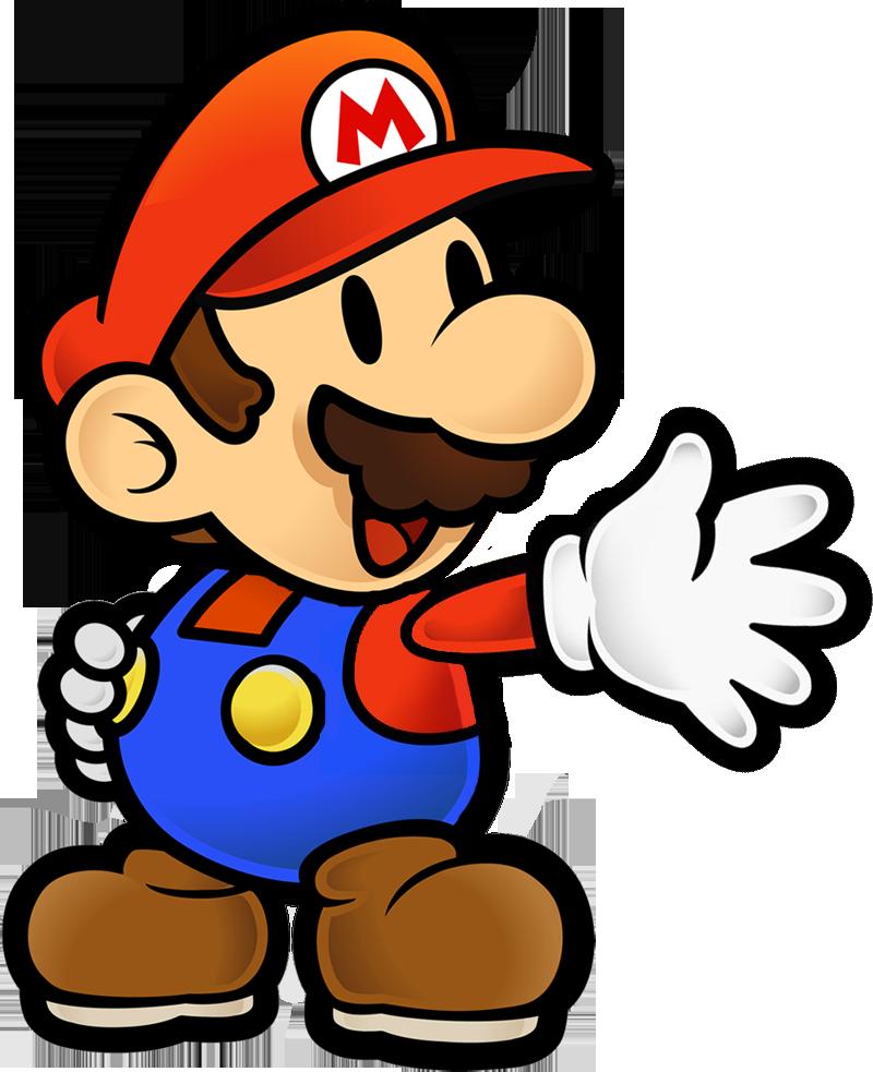 800x983 Paper Mario (Tentative Title) Fantendo