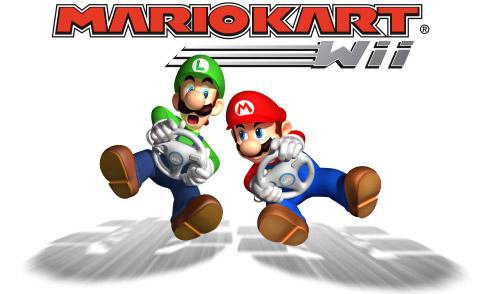 480x294 Mario Kart Clipart