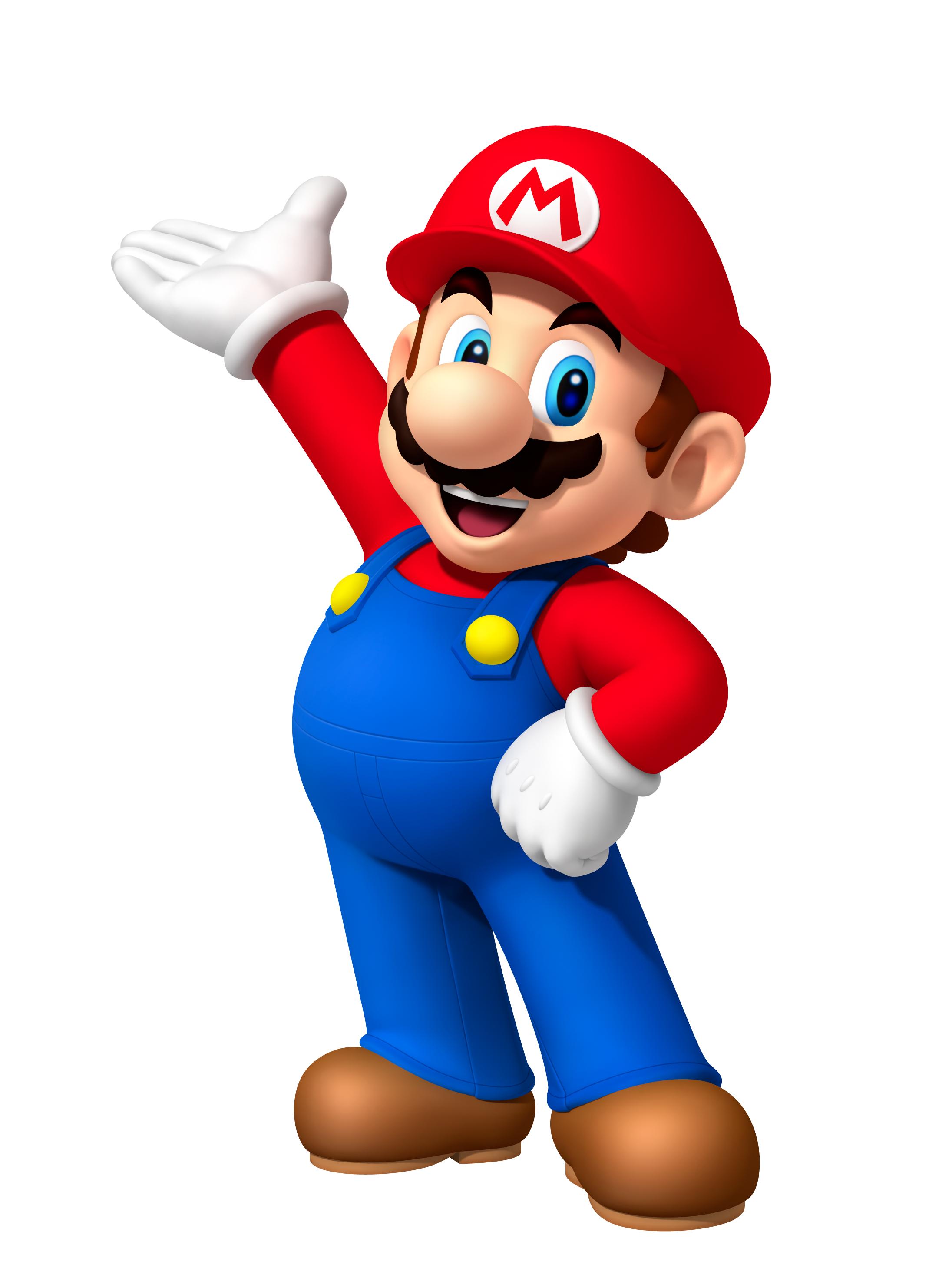 2192x2920 Super Mario