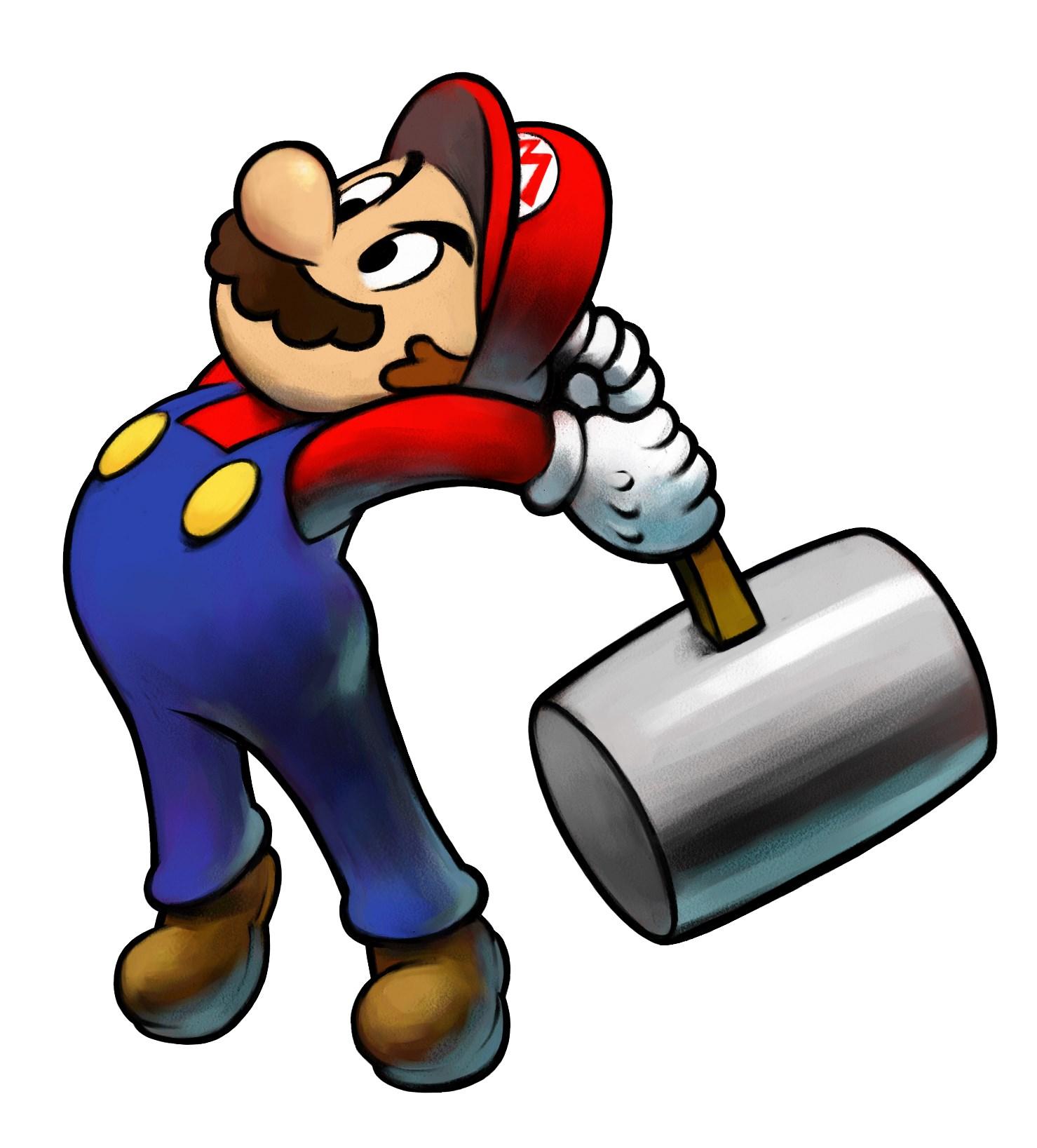 1479x1637 Mario Amp Luigi Superstar Saga + Bowser's Minions Screenshots, Art