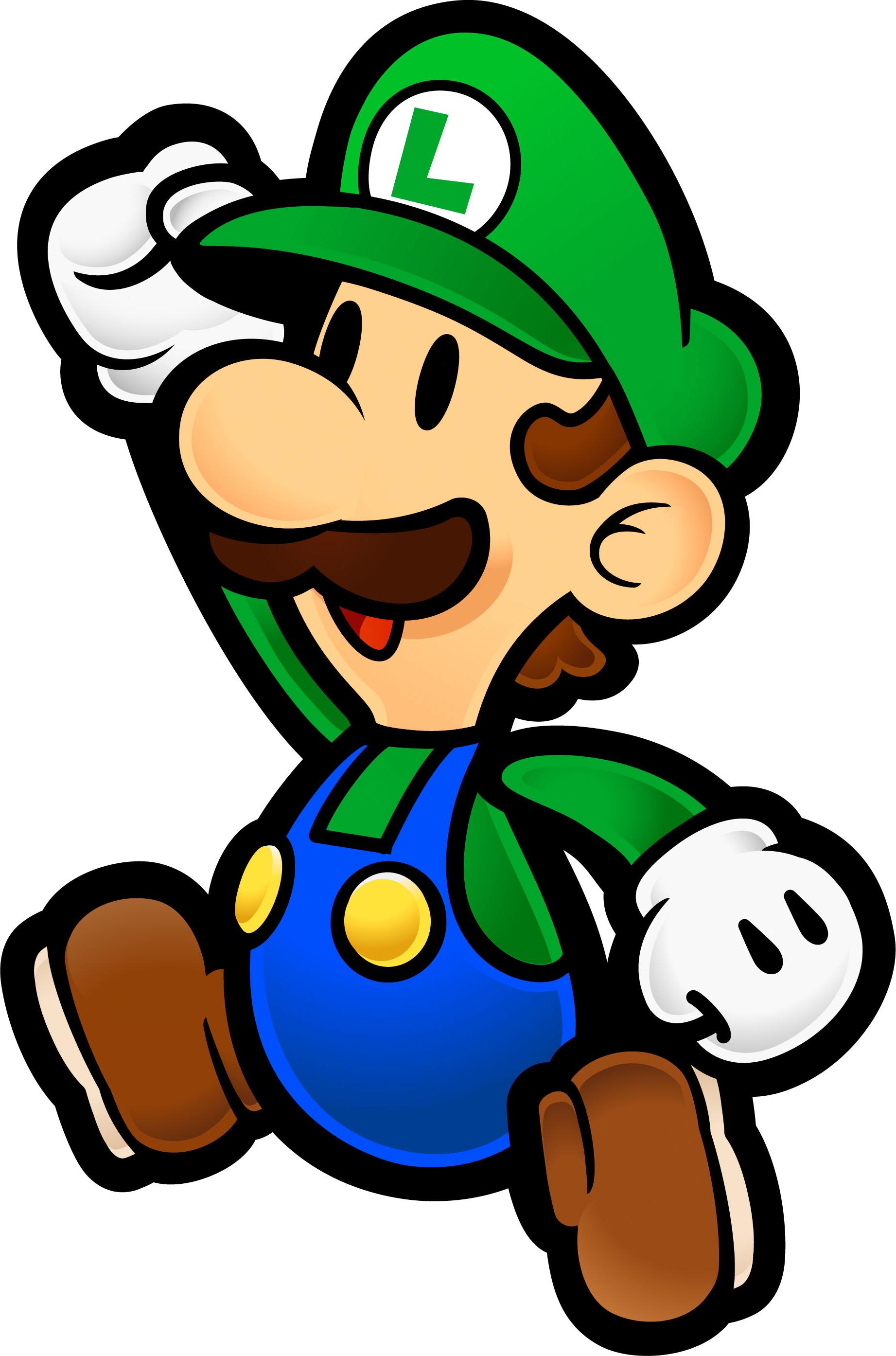 1843x2788 Paper Luigi Super Smash Bros Infinity Wikia Fandom Powered By