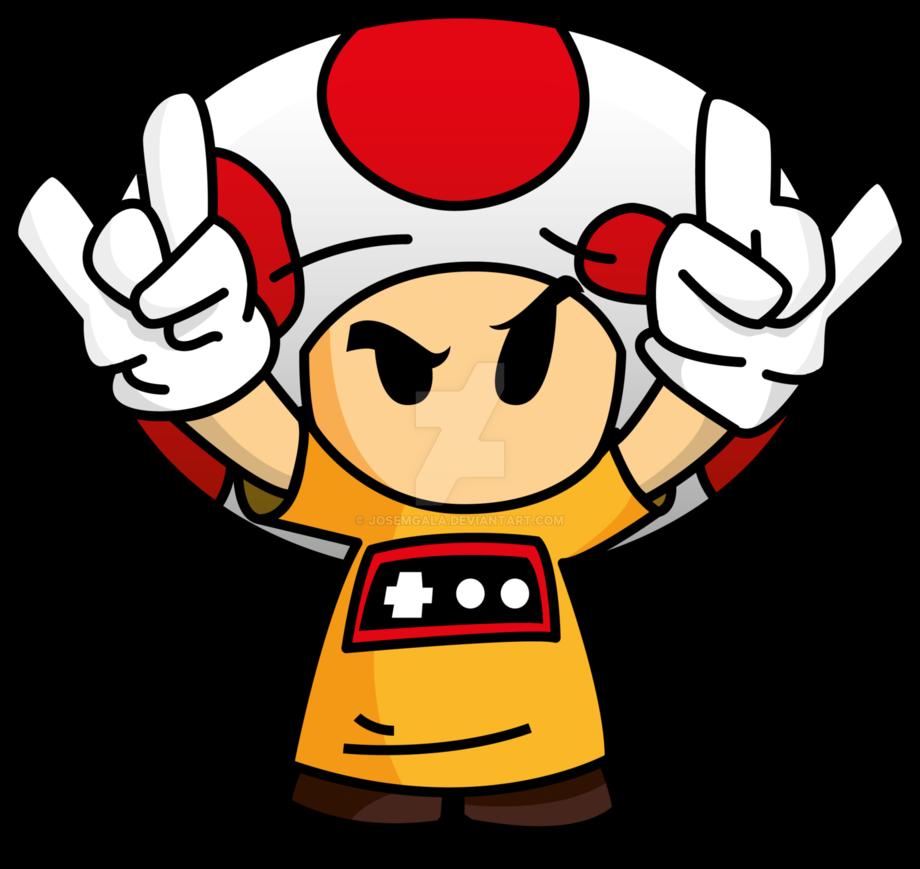 920x869 Mario's Mushroom By Josemgala