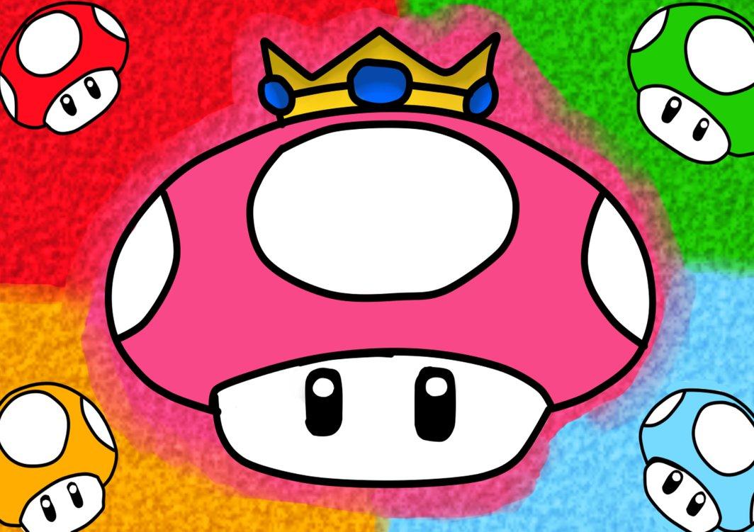 1064x751 Mario Mushroom Background By Iloveedwardrichtofen