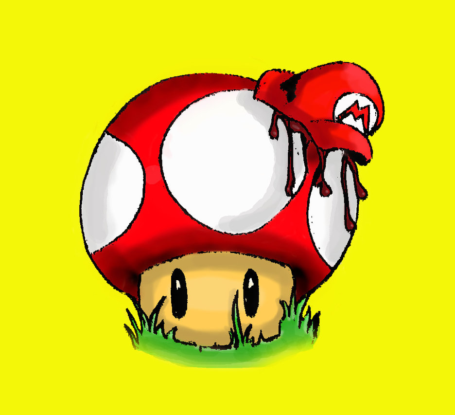 936x853 Mario Mushroom By Adking92