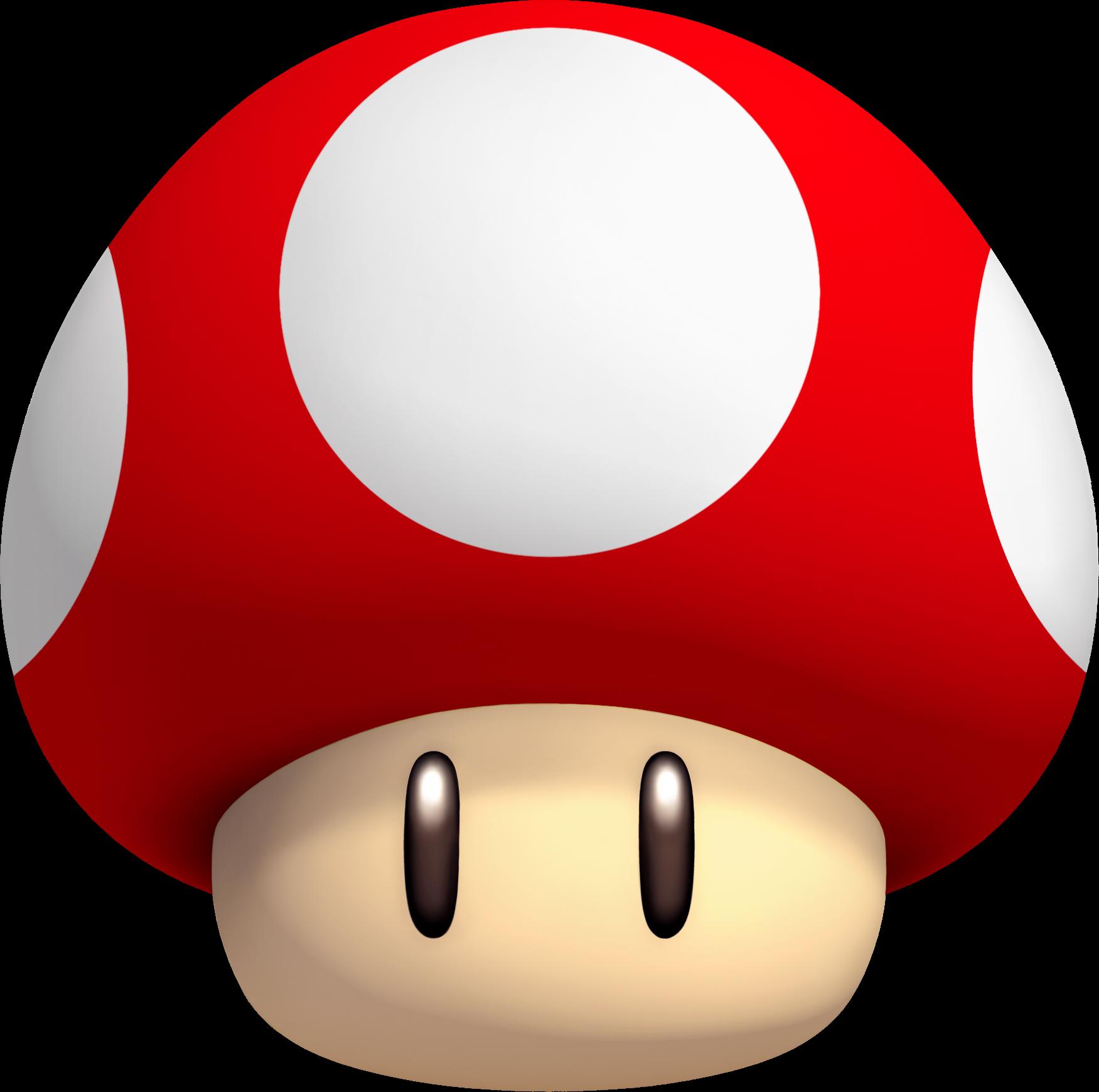 1751x1740 Mushroom Clipart Super Mario