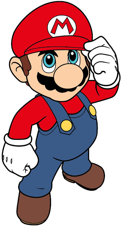 430x794 Collection Of Super Mario Clipart Png High Quality, Free
