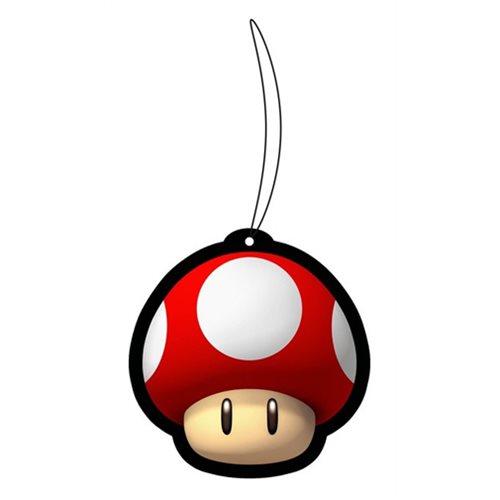 500x500 Super Mario Bros. Mushroom Air Freshener