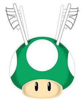 269x333 Super Mario Simply The Best Green Mushroom
