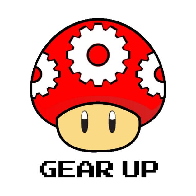 630x630 Gear Up Mario Mushroom