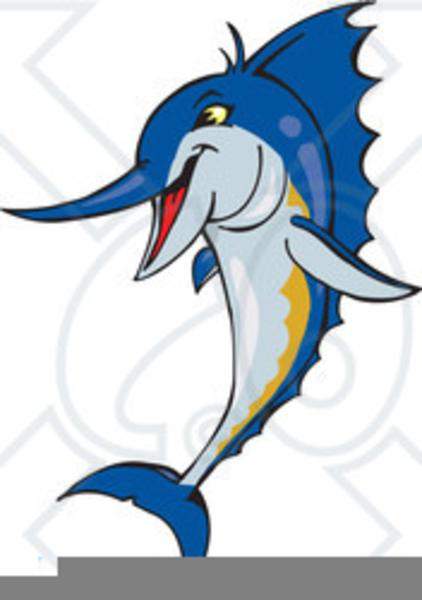 422x600 Blue Marlin Clipart For Free Free Images