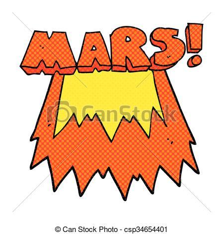449x470 Freehand Drawn Cartoon Mars Text Symbol Vector Clipart