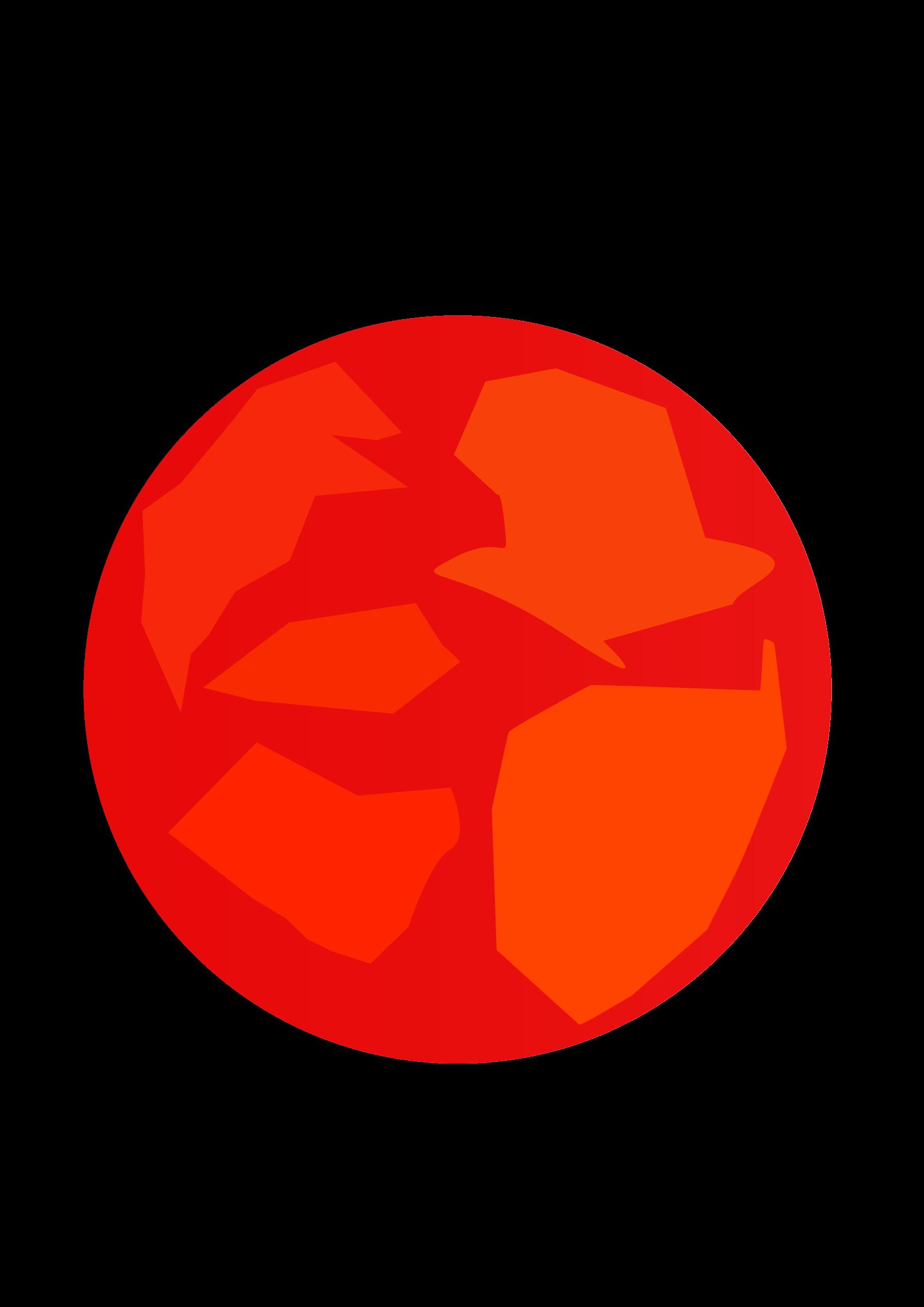 1697x2400 Mars Clipart Plannet