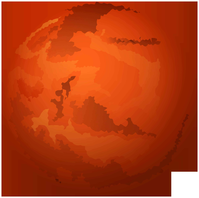 6000x5978 Mars Png Clip Art