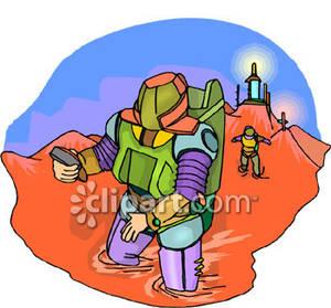 300x279 People Exploring Mars
