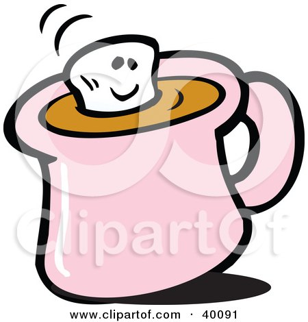 450x470 Clipart Colorful Marshmallow Characters 4