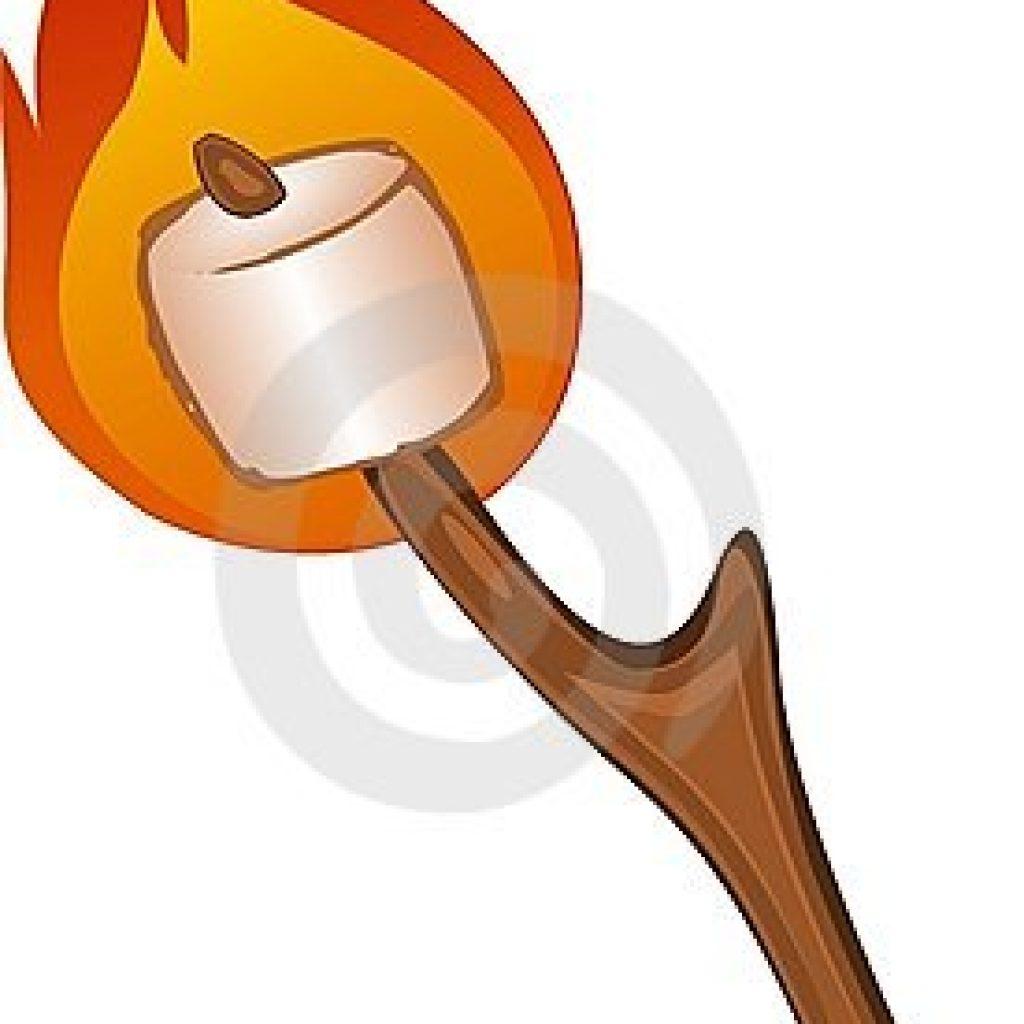 1024x1024 Marshmallow Clipart Fire