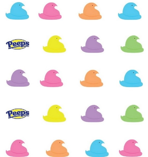 471x500 Easter Colorful Marshmallow Peeps Assorted