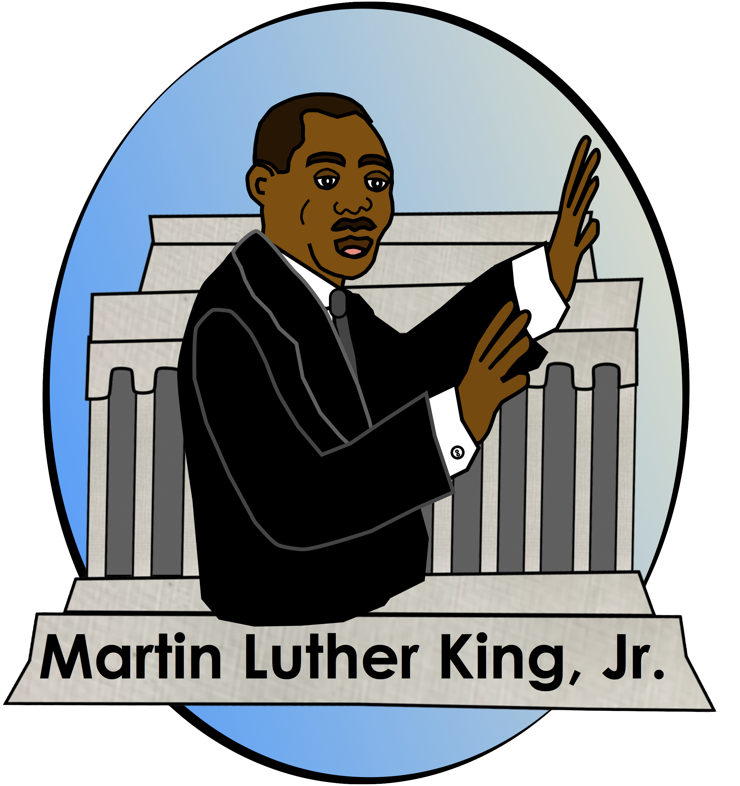 Martin Luther Clipart At Getdrawings Com Free For Personal Use
