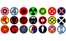 216x135 Free Vector Marvel Logos Clipart And Vector Graphics
