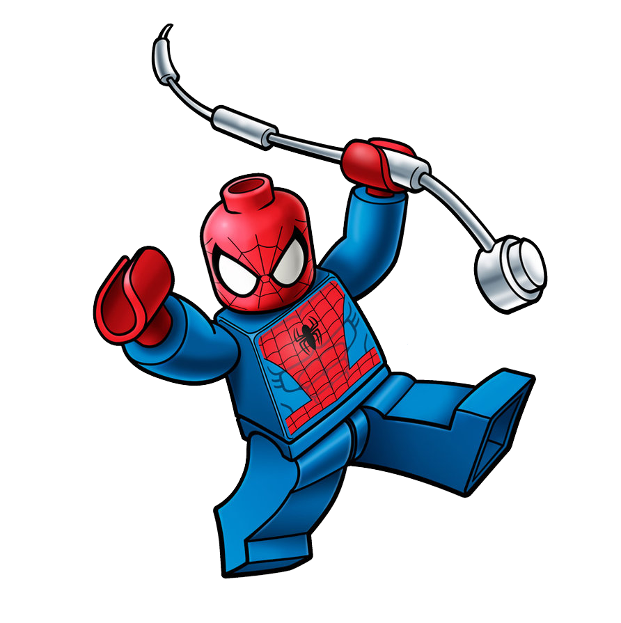 892x895 Marvel Lego Spiderman Png Clipart