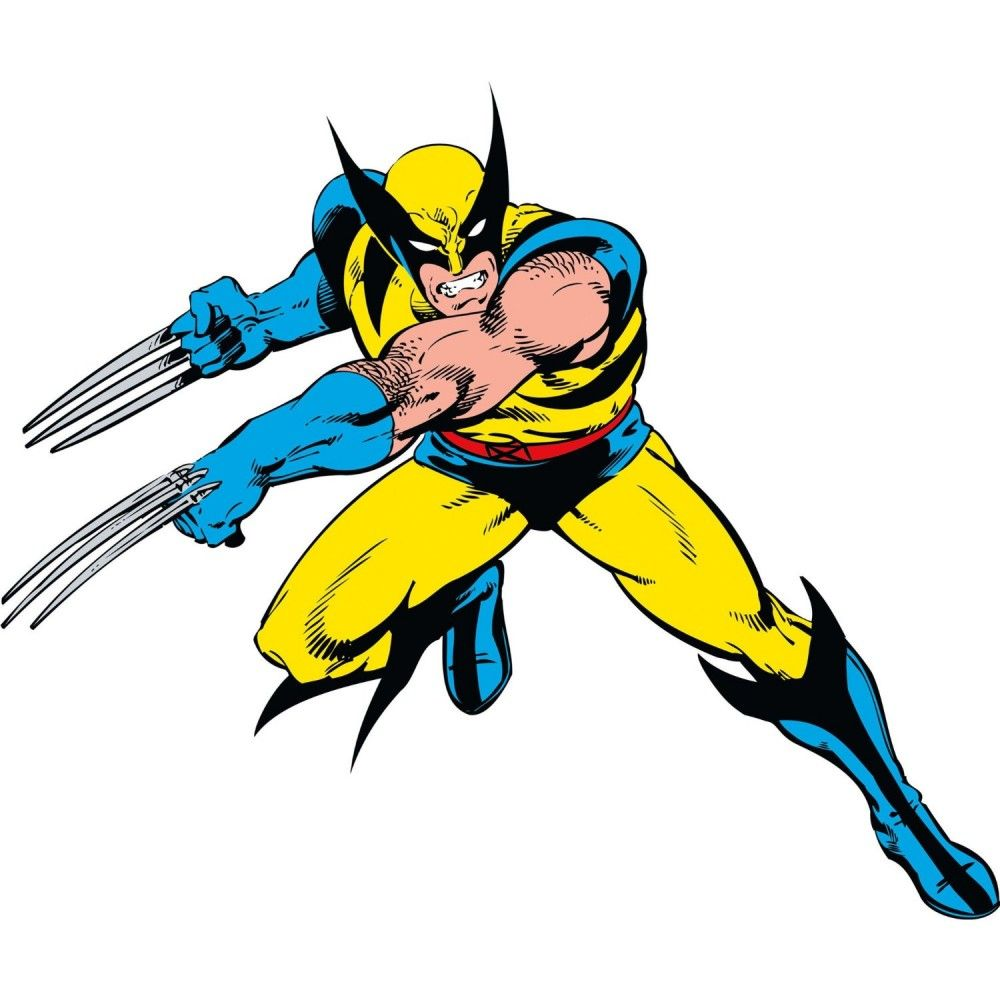 marvel comics clipart at getdrawings com free for personal use rh getdrawings com wolverine clip art free wolverine clipart png