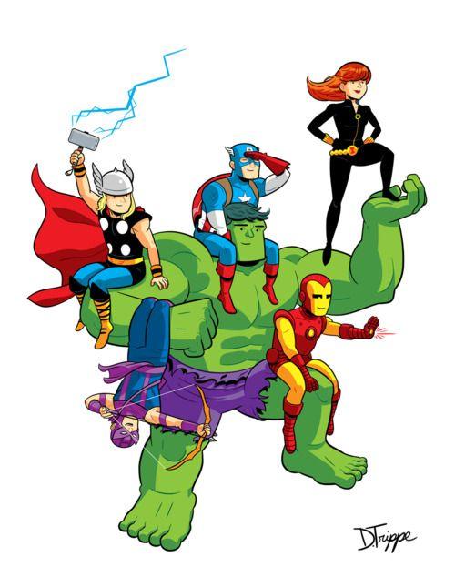 500x634 Avengers Graphic Avengers Birthday Party Avengers